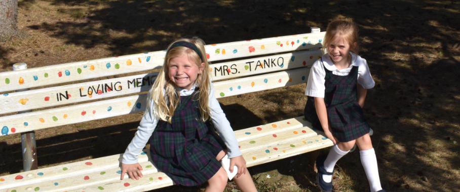 kids bench